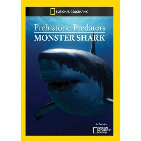 National Geographic: Prehistoric Predators Monster Shark (DVD) - image 1 of 1
