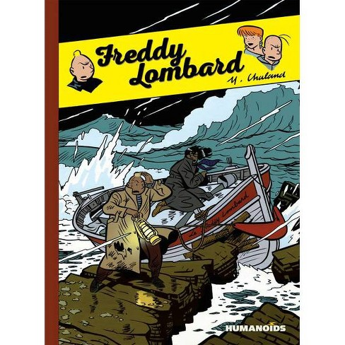 Freddy Lombard - by  Yves Chaland (Hardcover) - image 1 of 1