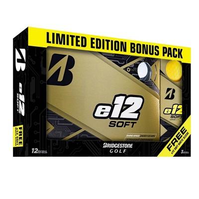 Bridgestone Golf E12 Soft Golf Balls - 12pk