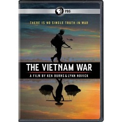 The Vietnam War: A Film by Ken Burns & Lynn Novick (DVD)