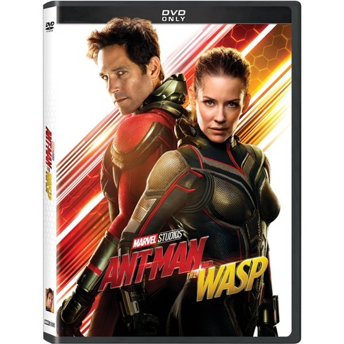 Marvel's Ant-Man & The Wasp (DVD) - image 1 of 1
