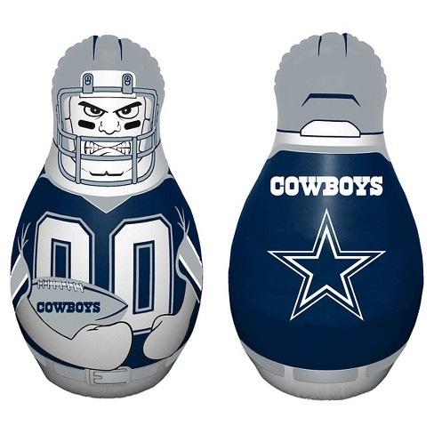 bc0148f0c68 NFL Dallas Cowboys Tackle Buddy Inflatable Punching Bag   Target
