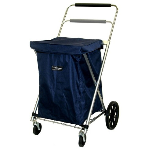 Narita Canvas Cart-Blue - image 1 of 1