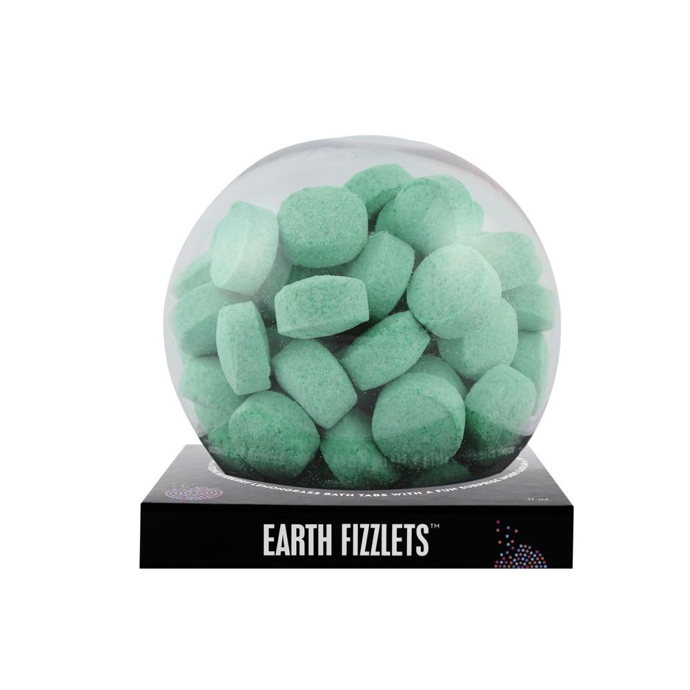 Image of Da Bomb Bath Fizzers Earth Fizzlets Sphere - 11oz