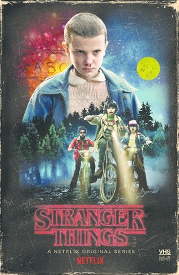 Stranger Things Season 1 Collector's Edition: (Target Exclusive)(Blu-Ray + DVD)