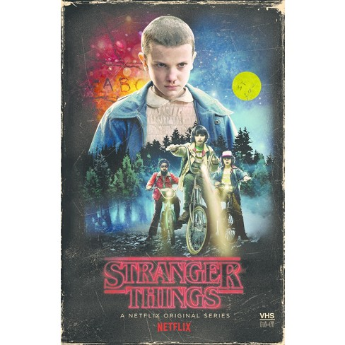 Stranger Things Season 1 Collector's Edition: (Target Exclusive) (Blu-Ray + DVD) - image 1 of 3