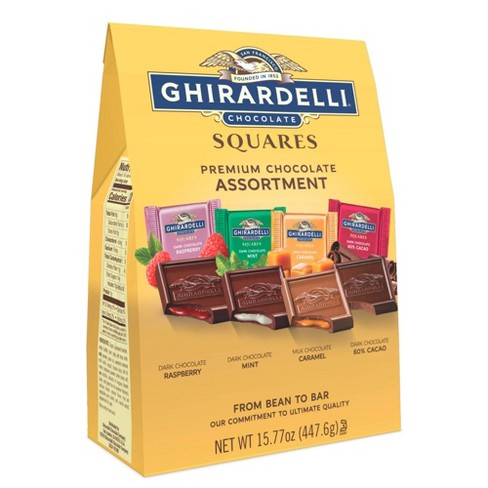Chocolate Squares - 15.77oz