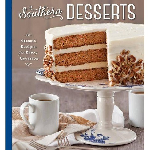 Southern Desserts - by  Brooke Bell (Hardcover) - image 1 of 1
