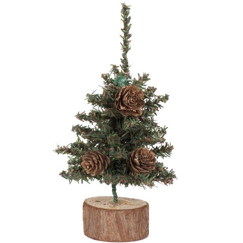 Vickerman Carmel Pine Artificial Tabletop Tree - image 1 of 4