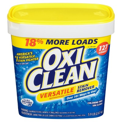 OxiClean® Versatile Stain Remover - 5.9lb