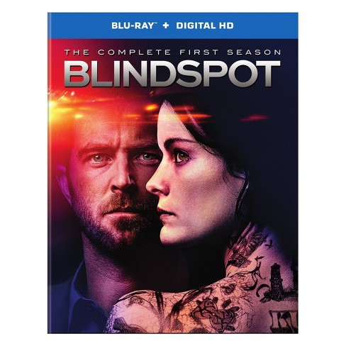 Blindspot - The Complete First Season (Blu-ray) - image 1 of 2