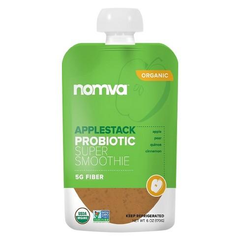 Nomva Organic Vegan Apple Pack - 6oz - image 1 of 1