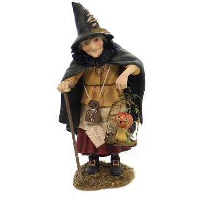 "Halloween 21.75"" Witch Hazel.. Wicked Cage Wart  -  Decorative Figurines"