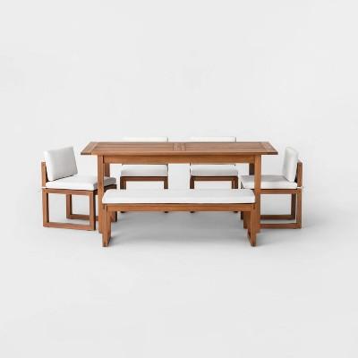 Kaufmann 6pc Patio Dining Set - Project 62™