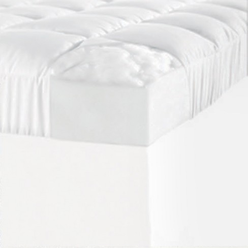 "ComforPedic Loft 1.5"" Mattress Topper Cover - image 1 of 2"