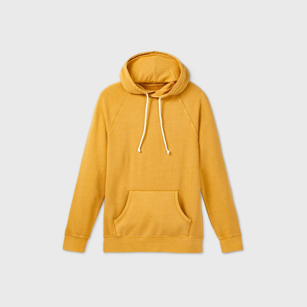 Coupons Men' tandard Fit Light Weight French Terry Pullover Hoodie - Goodfellow & Co™