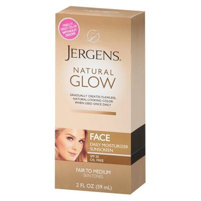 glow face moisturizer