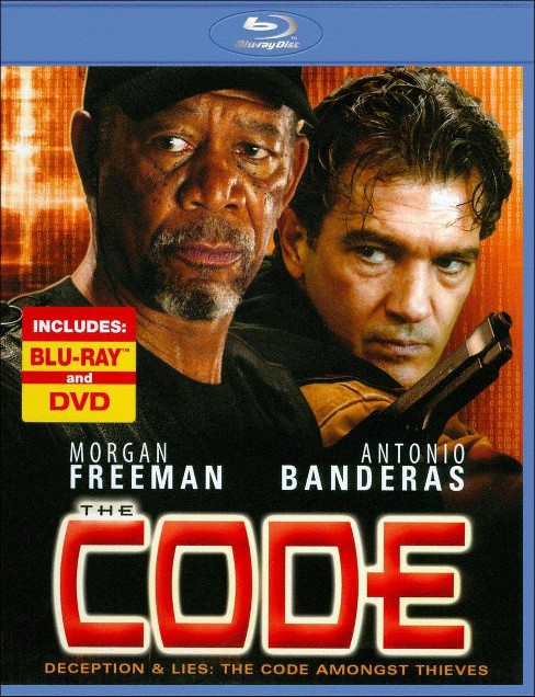 The Code [2 Discs] [Blu-ray/DVD] - image 1 of 1