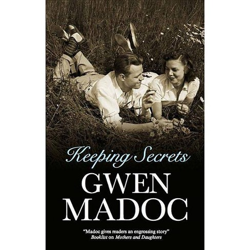 Keeping Secrets - (Severn House Large Print) by  Gwen Madoc (Hardcover) - image 1 of 1