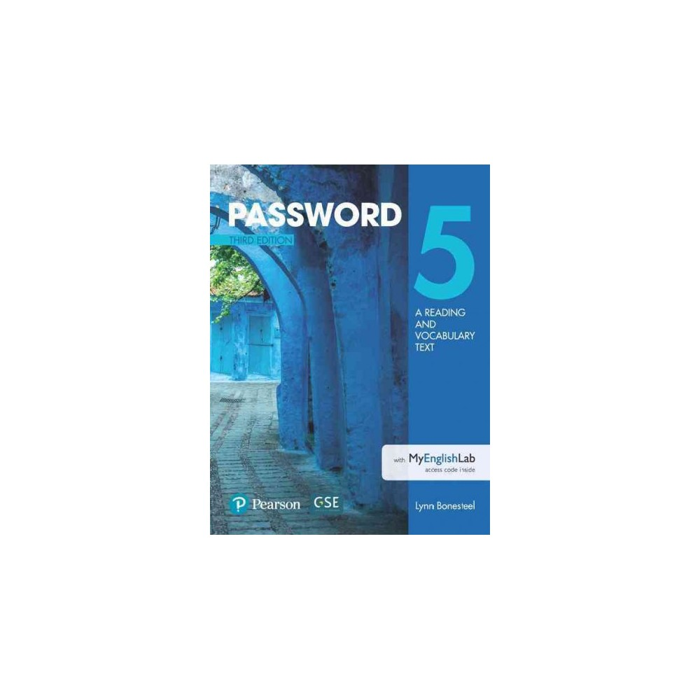 Password 5 : A Reading and Vocabulary Text, With Essential Online Resources (Paperback) (Lynn Bonesteel)