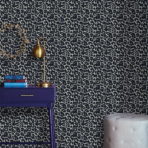 Animal Print Peel Stick Wallpaper Opalhouse Target