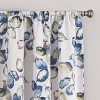 Floral Paige Thermaweave Blackout Curtain Panel - Eclipse™ - image 2 of 2