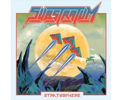Substratum - Stratosphere (CD) - image 1 of 1