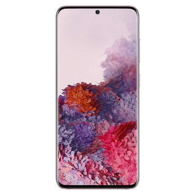 Samsung Galaxy S20 5G 128gb Rom 8gb Ram G981 Gsm Unlocked Smartphone - Manufacturer Refurbished