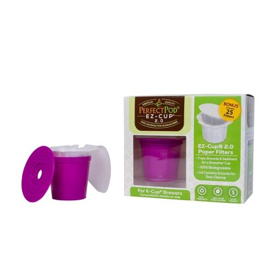 Perfect Pod EZ-Cup 2.0 Single-Serve Coffee Filter