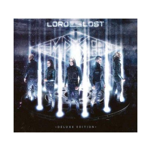 Lord Of The Lost - Empyrean (CD) - image 1 of 1