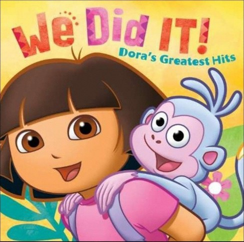 Various Artists - We Did It!: Dora's Greatest Hits (CD) - image 1 of 1