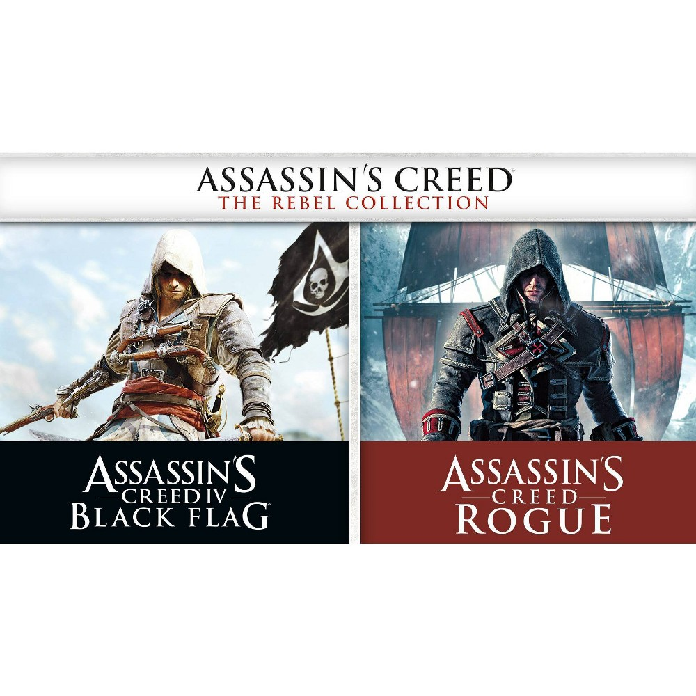 Assassin's Creed The Rebel Collection - Nintendo Switch (Digital) was $39.99 now $19.99 (50.0% off)