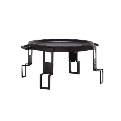 Tailgater Cook-Top Accessory Bluetooth Fire Pit - Ukiah