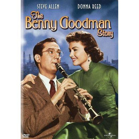 The Benny Goodman Story (DVD) - image 1 of 1