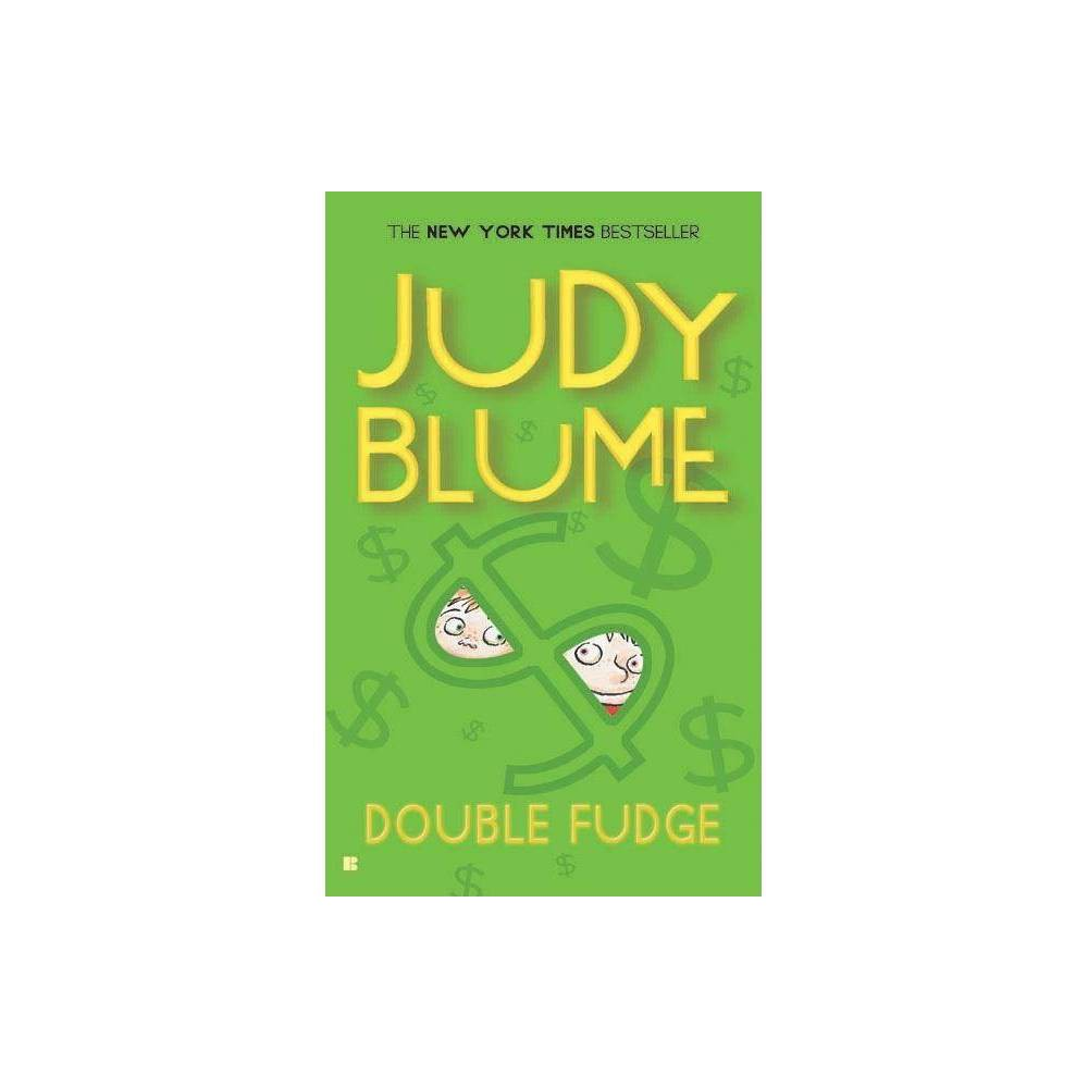 Double Fudge By Judy Blume Paperback