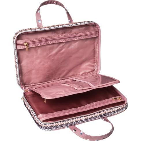 c7b4fa51210a Sonia Kashuk™ Cosmetic Bag Weekender Broken Houndstooth   Target