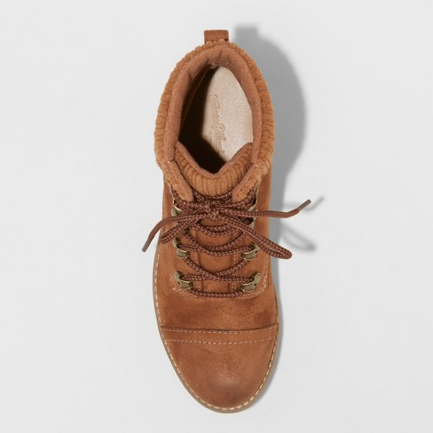 d1aa3856d25 Women's Danica Lace Up Boots - Universal Thread™