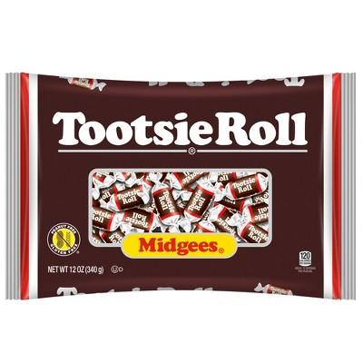 Tootsie Roll Midgees Candy - 12oz