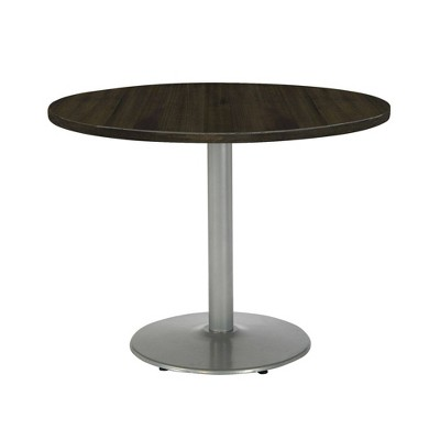 """36"""" Urban Loft Round Top Breakroom Table with Round Base Standard Height - KFI"""