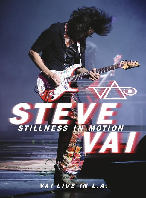 Stillness in motion:Vai live in la (DVD) - image 1 of 1