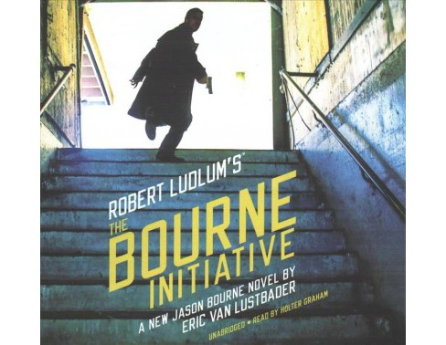 Robert Ludlum's The Bourne Initiative : Library Edition (Unabridged) (CD/Spoken Word) (Eric Lustbader) - image 1 of 1