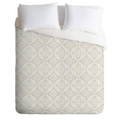 Little Arrow Design Co Modern Moroccan Comforter Set - Deny Designs