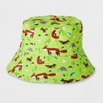 6e3e7ab33e30d Forest Friends Gardening Sun Hat Green One Size - Kid Made Modern