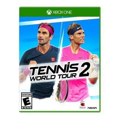 Tennis World Tour 2 - Xbox One