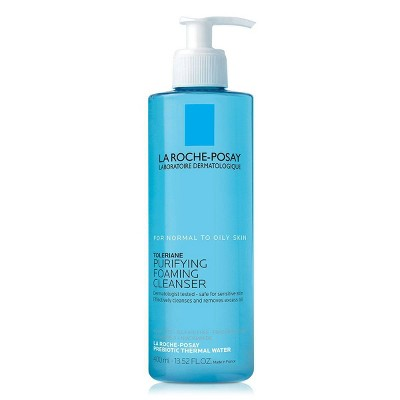 Facial Cleanser: La Roche-Posay Toleriane Purifying Foaming Cleanser