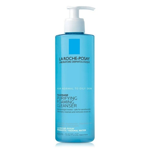 La Roche Posay Toleriane Purifying Foaming Face Cleanser - Normal to Oily Skin - 13.5oz - image 1 of 4