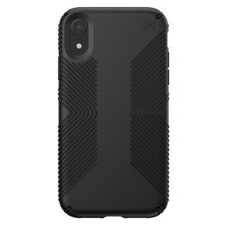 Speck Apple iPhone XR Presidio Grip Case - Black