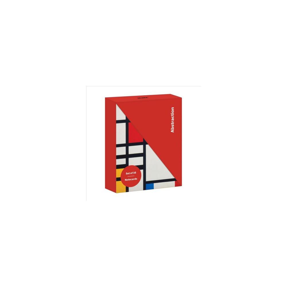 Moma Abstraction Notecard Folio Box - (Stationery)