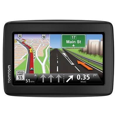 TomTom - VIA 1415M GPS with Lifetime Map Updates - Black/Gray (1EN405210)