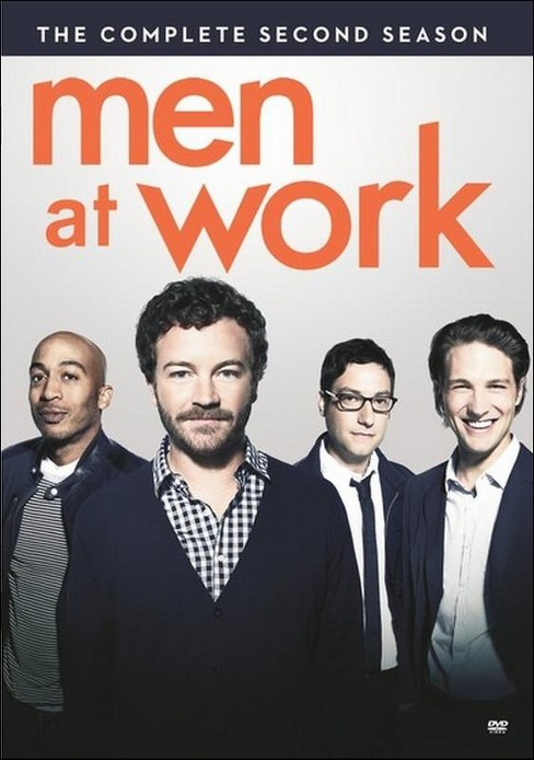 Men At Work:Complete Second Season (DVD) - image 1 of 1